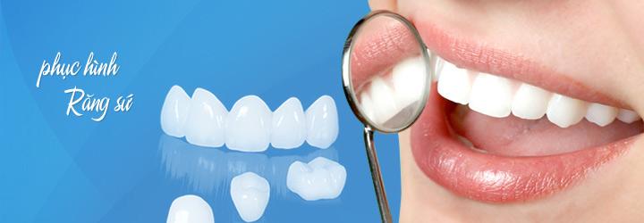 Bọc răng sứ không kim loại Cercon